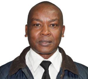 Mr. Robert Mutuma (HSC)